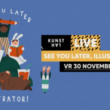 Kunsthal - See You Later Illustrator 3